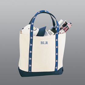 Personalized Rx Handled Canvas Tote