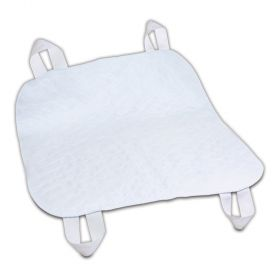 Essential Medical C2400B-3 Quik Sorb Polyester Underpad & Strap-3/Pack