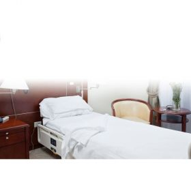 Essential Medical C3052 Fitted Bed Sheet for Hospitals-Jersey Knit