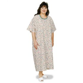 Essential Medical Supply C3200 King & Queen Size Patient Gown-3XL