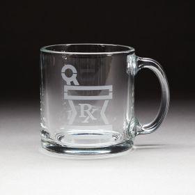 Glass Coffee Mug Set