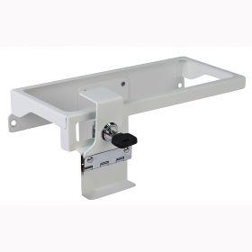 Detecto CAWCDSC Metal Sharp Container Holder w/ Accessory Rail-Whisper