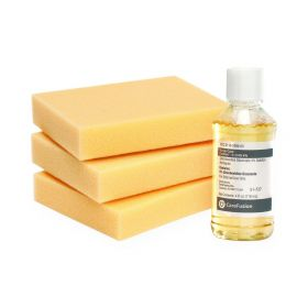 StartClean Kit with Sponge, Exidine, 4% Chg., 4 oz.