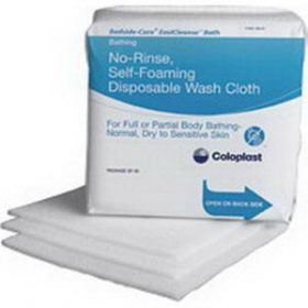 EasiCleanse No Rinse Washcloth by Coloplast Corp COI7055CS