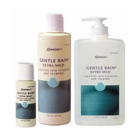 Shampoo Cleanser,Gentle Rain,Extra-Mild,5 ml
