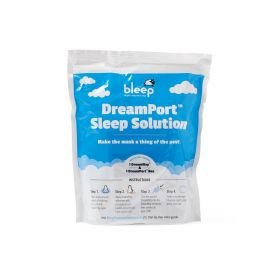Bleep DreamPort CPAP Mask Solution Kit, Each Kit Includes 1 DreamWay and 1 Box of DreamPorts