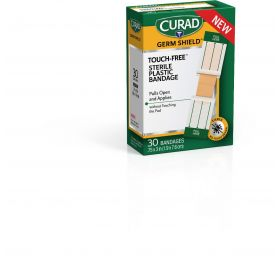 CURAD Plastic Adhesive Bandages CUR1930PZ