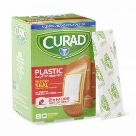 CURAD Plastic Adhesive Bandages CUR45157RBZ