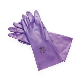 Lilac Nitrile Utility Gloves