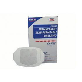 Transparent Semi Permeable Dressings by Dukal Corp