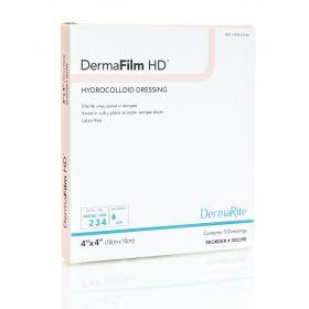 DermaFilm Hydrocolloid Dressings by Dermarite Industries DRT33660