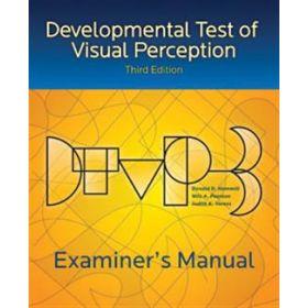 DTVP-3: Examiner's Manual