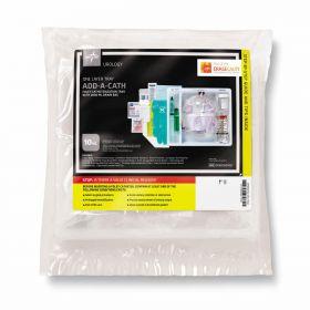 Add-A-Cath 1-Layer Foley Catheter Tray with Drain Bag-DYND160100