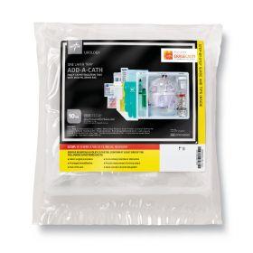 Add-A-Cath 1-Layer Foley Catheter Tray with Drain Bag-DYND160100H