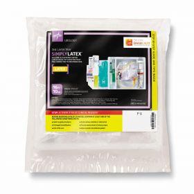 Silicone Elastomer Latex Layer Foley Catheter Tray  Drain Bag DYND160116C