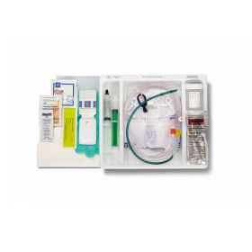 Silvertouch  Hundred Percent Silicone 1-Layer Foley Catheter Tray   Drain Bag-DYND160416