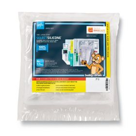 Pediatric  Hundred Percent Silicone 1-Layer Foley Catheter Tray-DYND160806H