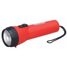 Industrial Economy LED Flashlights, 2 D Batteries