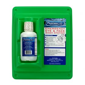Eye Wash Station with 16-oz. Bottle of Solution