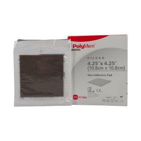 PolyMem Silver Non Adhesive Pad Dressing by Ferris