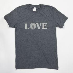 Caduceus LOVE T-shirt