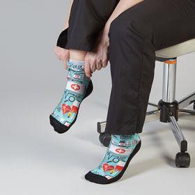 Medical World Crew Socks