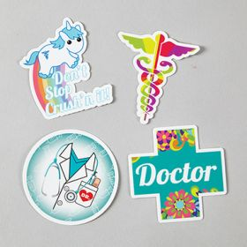 Doctor Sticker Pack