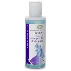 Provon Tearless Shampoo and Body Wash, 4 oz.