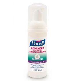 Purell Ultra Nourishing Foam Hand Sanitizer, 45 mL