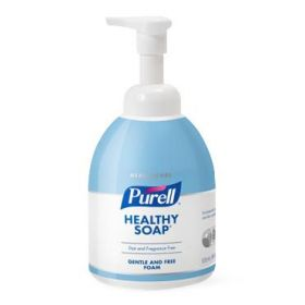 SOAP, HEALTHY, GENTLE, FREE, PURELL