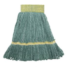 Superior Synthetic Mop, Green, Medium 16 oz.