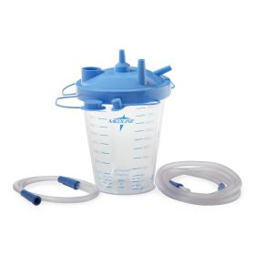 Disposable Suction Canisters and Suction Canister Kits
