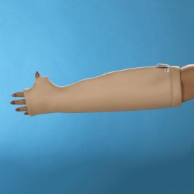 ARM TUBE WITH KNUCKLE PROTECTOR - L
