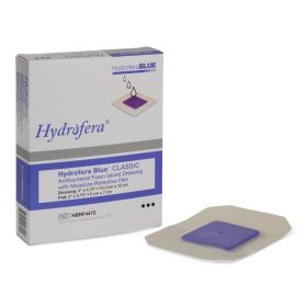 Hydrofera Blue Classic Foam Dressings by Hydrofera HTPRF4475BX