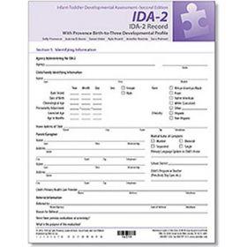 IDA-2 Record Forms (25)