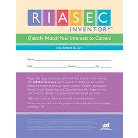 RIASEC Inventory (25)