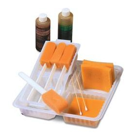 Curity Wet Skin Scrub Prep Packs by Cardinal Health KDL41556