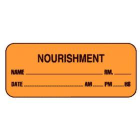 Chart Label - Nourishment