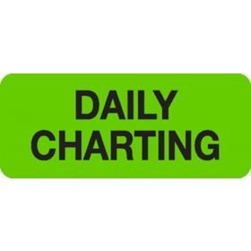 Chart Label  Daily Charting