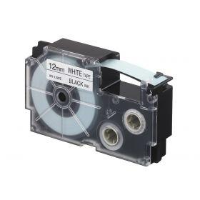 Chart Label l Printer Cartridge  12MM  Black on White