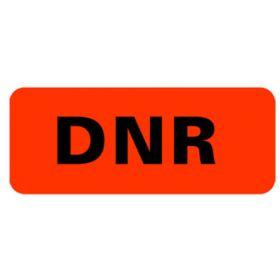 Chart Label  Code Status  DNR L 6180N