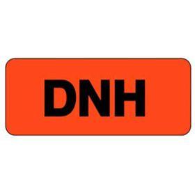 Chart Label  Code Status  DNH