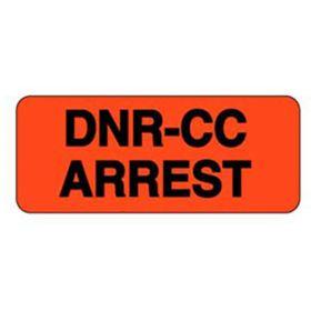 Chart Label  Code Status  DNR CC Arrest