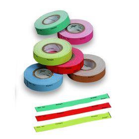 Patient ID Strip Tape L-6300