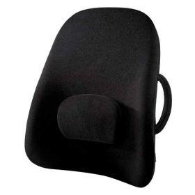 ObusForme LBBLKCA Lowback Backrest Support-Black