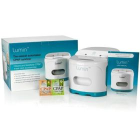 Lumin CPAP UV Sanitizer FOR CPAP MASK AND ACCESSORIES