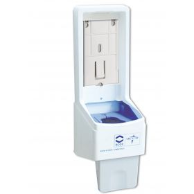 Sterillium Comfort Gel Hand Sanitizer Manual Push-Style Dispenser, White