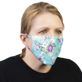 Celeste Stein Ear Loop Mask-Turquoise Klara