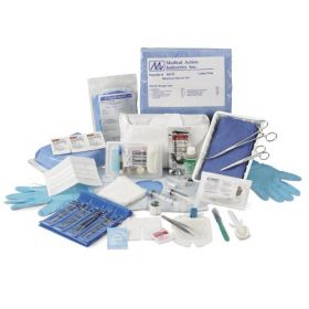 Central Line Kits with Tegaderm by Medical Action-M-A262834