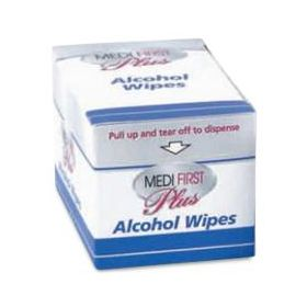 "2-Ply Alcohol Prep Pads, 2 x 1-1/8"", Sterile"